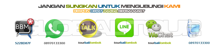 kontak liburan murah lombok